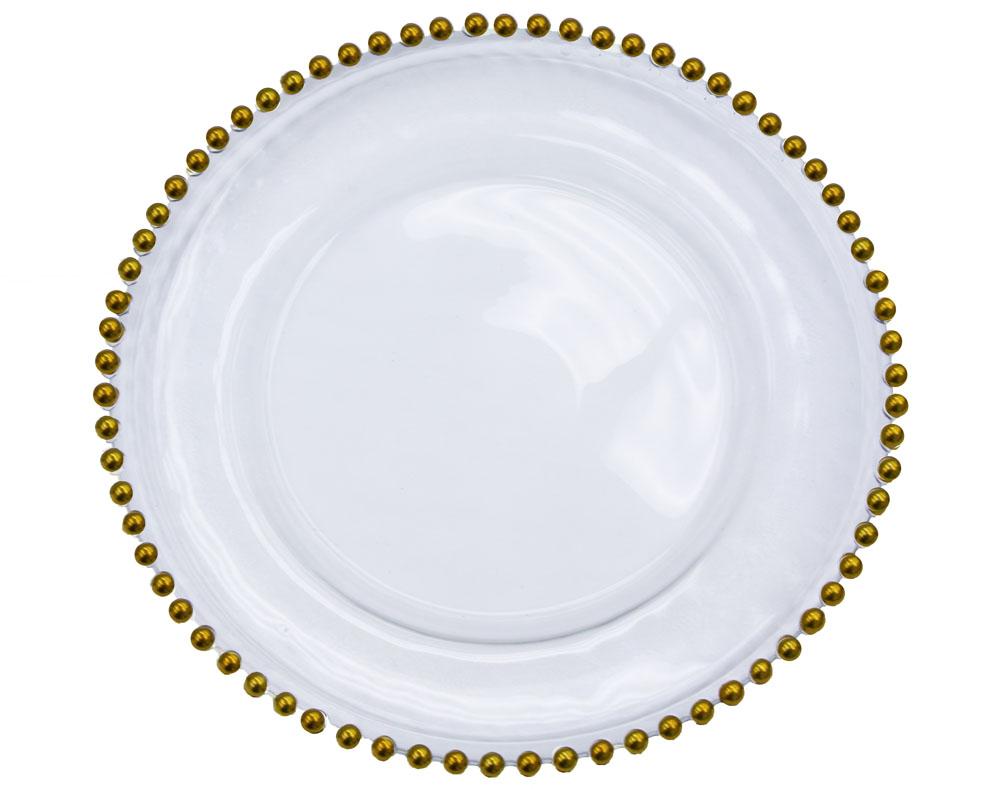 Gold Charger Plate  sc 1 st  Erentals Events Event \u0026 Party Rental Company Serving Santa Barbara ... & Gold Charger Plate - Erentals Events Event \u0026 Party Rental Company ...