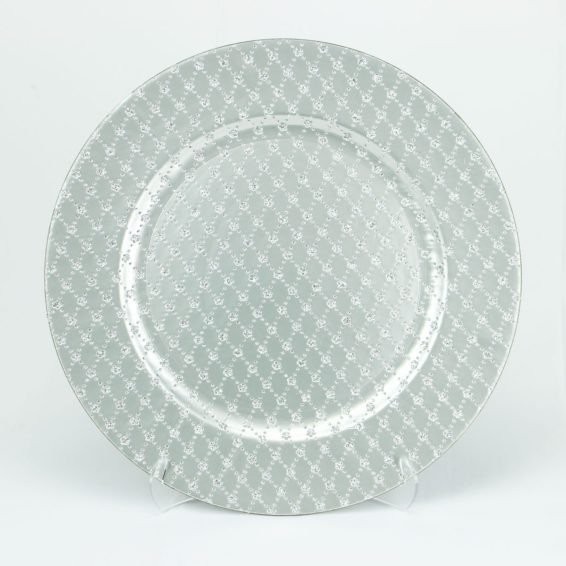glitter-plaid-charger-plate-silver-1_1