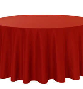 120_inch_round_polyester_tablecloth_dark_red