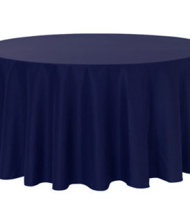 120_inch_round_polyester_tablecloth_navy_blue